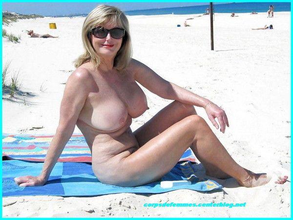 Mamies des plages 8 - 3 part 2